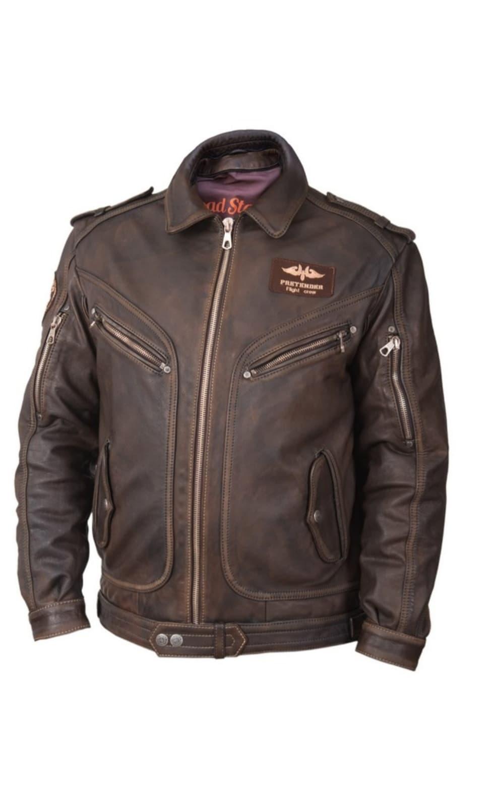 9f379c20d4f Кожаные куртки мужские из кожи буйвола – купить в Москве